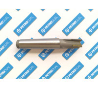 Фреза твердосплавная концевая 22х19х101 к/х с пластинами ВК8 фото